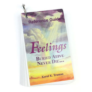 Feelings Reference Guide - book - TruWellness.com