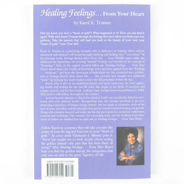 Healing Feelings from the Heart - booklet - TruWellness.com