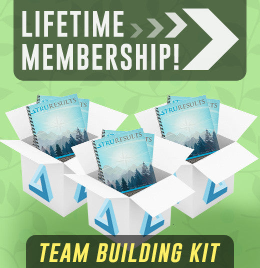 TruResults Team Building Membership Kit - TruWellness - Health and Wellness with Essential Oils - 1