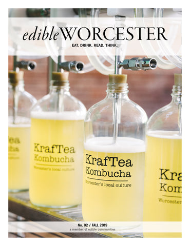 Edible Worcester