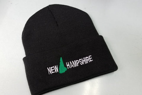 New Hampshire State Knit Hats