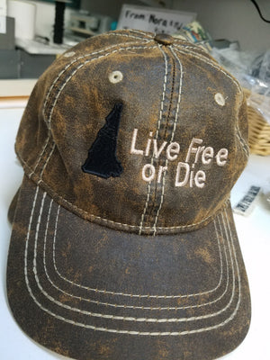 Live Free or Die Hats