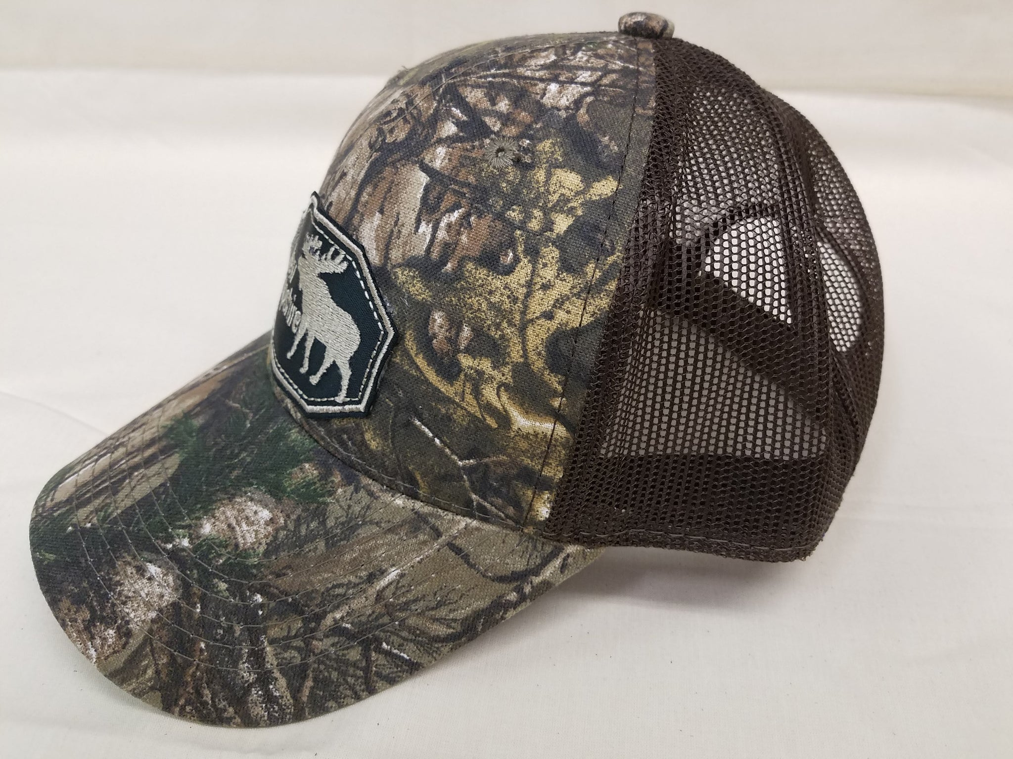 New Hampshire Moose Patch Hat