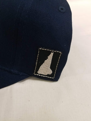 New Hampshire Medallion patch hat