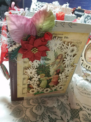 Christmas Vintage Journal #1
