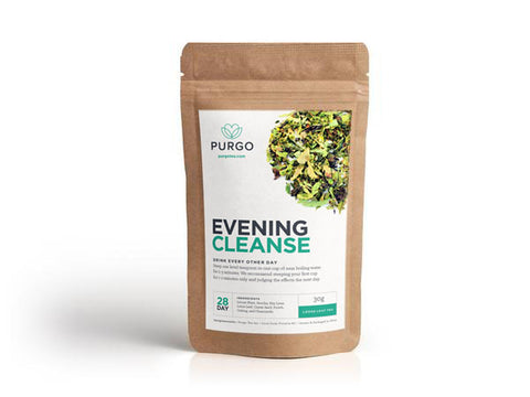 Evening Cleanse Tea (28 Day) - Purgo Tea Canada