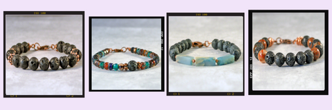 Aromatherapy Jewelry by Beads-N-Style