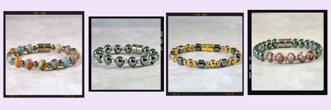 Magnetic Bracelets by Beads-N-Style