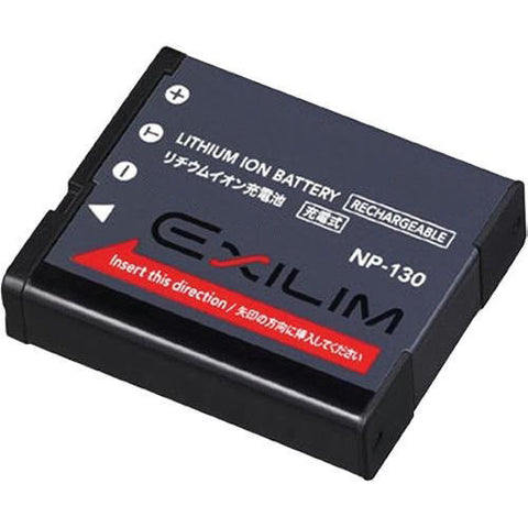 Casio NP-130 NP-130DBA NP-130a Li-Ion Rechargeable Battery