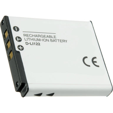 Product image for Compatible Pentax D-LI122 Li-Ion Rechargeable Battery for Optio VS20 Camera