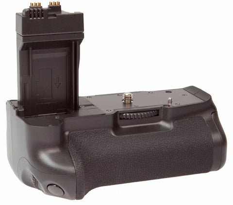 Compatible BG-E8 Replacement Battery Grip for Canon EOS Rebel T2i, T3i, T4i, T5i, EOS 550D, 600D, 650D, 700D, Kiss X4, X5, and X6 Cameras
