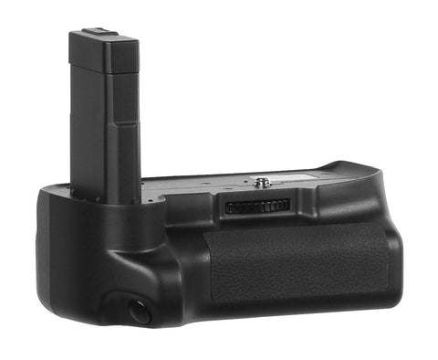 Vertical Battery Grip for Nikon D5100, D5200, D5300 Digital SLR Cameras