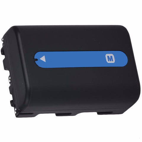 Compatible Sony NP-FM55H Rechargeable Li-Ion Battery