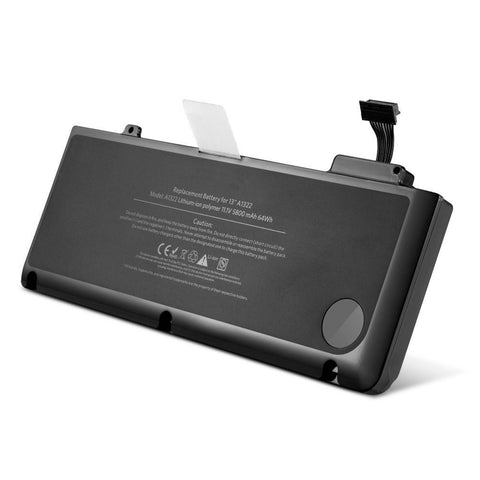 Apple A1322 Li-Ion Replacement Battery for MacBook Pro 13 inch Notebooks