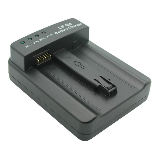 Product image for Compatible Canon LP-E4N and LP-E4 Battery Charger
