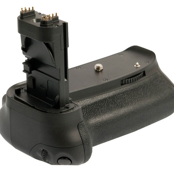 Product image for Compatible BG-E9 Replacement Battery Grip for Canon EOS 60D and 60Da Digital SLR Cameras