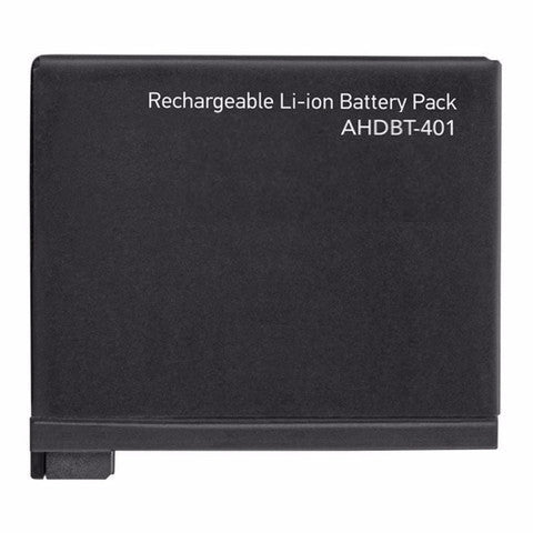 GoPro HD Hero 4 Li-Ion Rechargeable Battery AHDBT-401