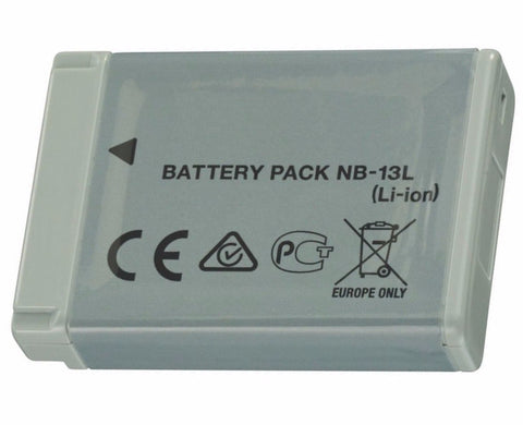 Canon NB-13L Li-Ion Rechargeable Battery