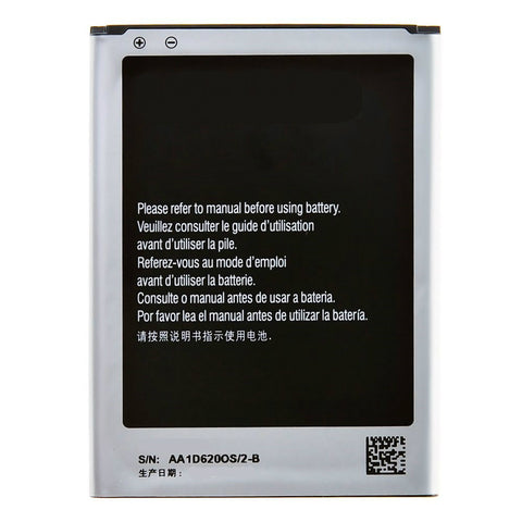 Li-Ion Rechargeable Battery for Samsung Galaxy Note II / 2 Smartphones