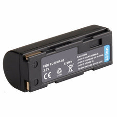 Fujifilm NP-80 Li-Ion Rechargeable Battery