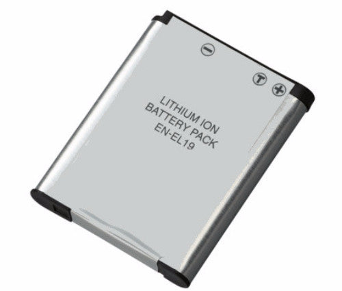 Nikon EN-EL19 Li-Ion Rechargeable Battery