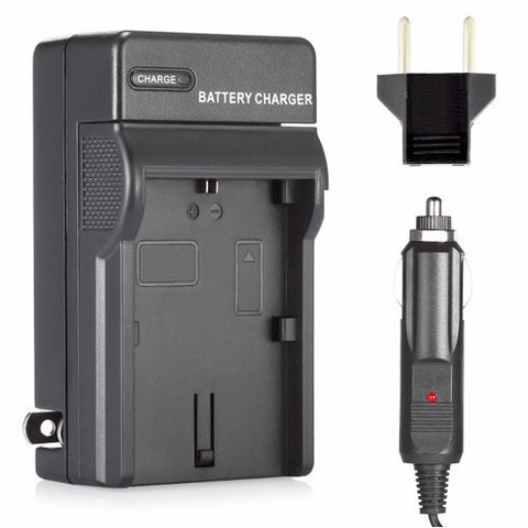 Compatible Sony NP-FD1 NP-BD1 Battery Charger