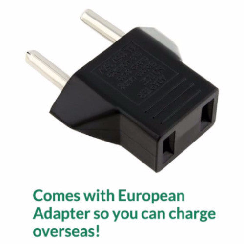 Product image for Compatible Sony BC-TRW Charger for NP-FW50 Battery