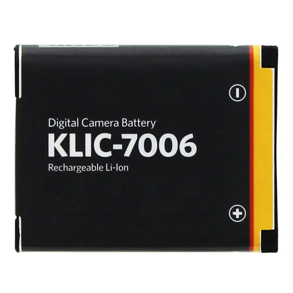 Product image for Compatible Kodak KLIC-7006 Li-Ion Rechargeable Battery