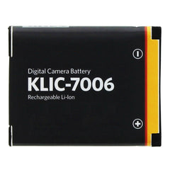 Kodak KLIC-7006 Li-Ion Rechargeable Battery
