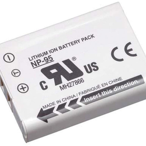 Product image for Compatible Fujifilm NP-95 Li-Ion Rechargeable Battery