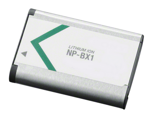 Compatible Sony NP-BX1 Rechargeable Li-Ion Battery