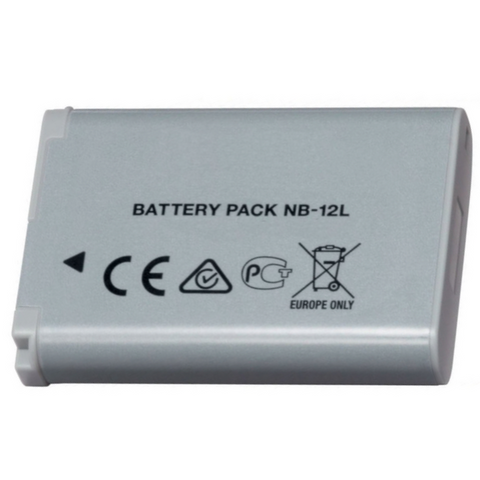 Canon NB-12L Li-Ion Rechargeable Battery