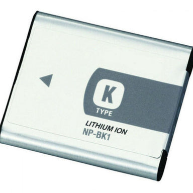 Product image for Compatible Sony NP-BK1 Rechargeable Li-Ion Battery