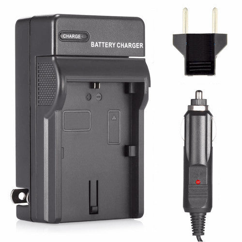 Product image for Compatible Panasonic DMW-BTC10 Charger for DMW-BLF19 Battery
