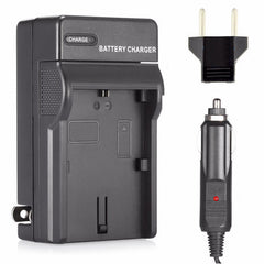 Compatible Canon LC-E6 CBC-E6 Charger for LP-E6 LP-E6N Battery