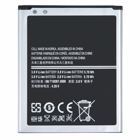 Compatible Li-Ion Rechargeable Battery for Samsung Note Smartphones