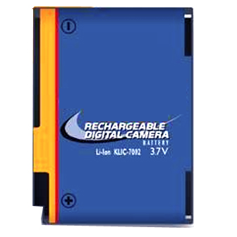 Product image for Compatible Kodak KLIC-7002 Li-Ion Rechargeable Battery
