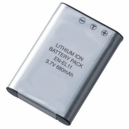 Compatible Nikon EN-EL11 Li-Ion Rechargeable Battery
