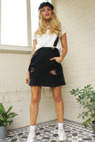 Licorice Pinafore