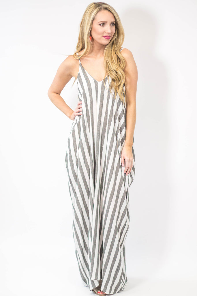 Puppy Love Striped Maxi Dress-[product_description]-[product_tag]-Stella B. Clothing