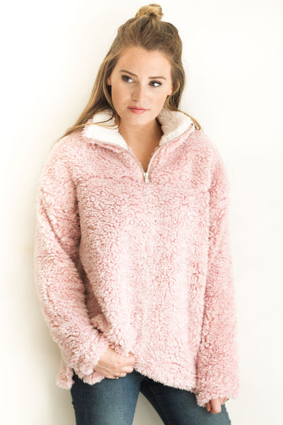 Alpine Plush Pullover | Blush-[product_description]-[product_tag]-Stella B. Clothing