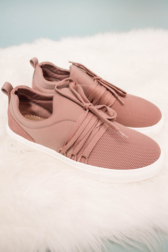 Moira Sneaker | Blush-[product_description]-[product_tag]-Stella B. Clothing
