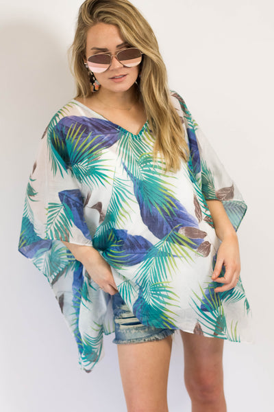 Tropics Queen Coverup-[product_description]-[product_tag]-Stella B. Clothing