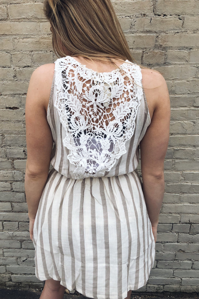 Miss Daisy Lace Back Dress-[product_description]-[product_tag]-Stella B. Clothing