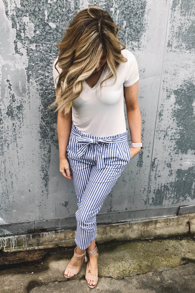 Pinterest Dreams Striped Pants - Pre-Order-[product_description]-[product_tag]-Stella B. Clothing