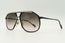 Vintage Alpina Sunglasses M1 Grey Pink Gradient Vintage Julz Left