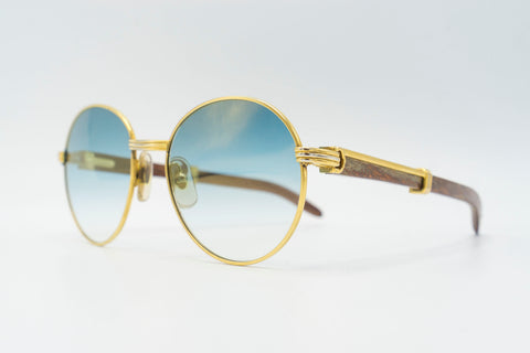 Cartier Bagatelle - Blue Gradient