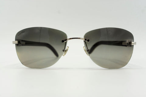 Cartier Buffalo Horn - Solid Grey