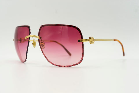 Cartier C Decor 'Horseshoes' - Solid Pink