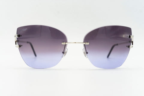 Cartier C Decor - Purple & Blue Gradient